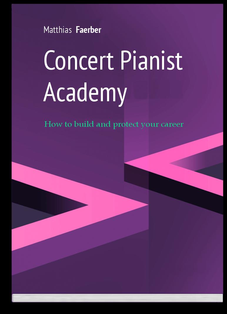 Concert pianist Titel